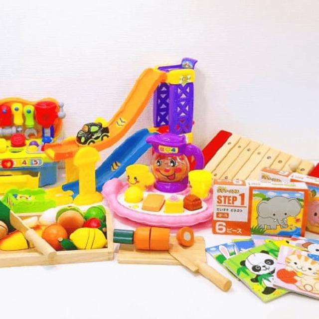トイサブ2歳 知育玩具